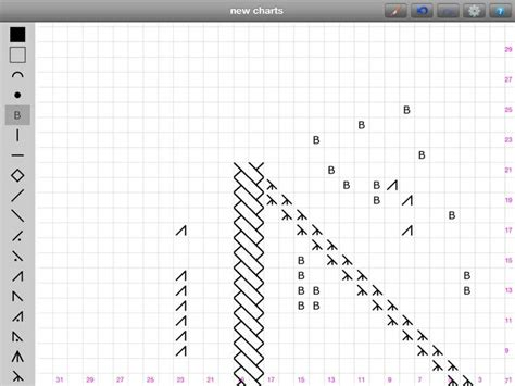 knit chart maker 1000 images about free knitting charts on