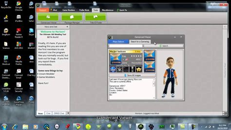 pc game mod tools review horizon the ultimate xbox 360 modding tool
