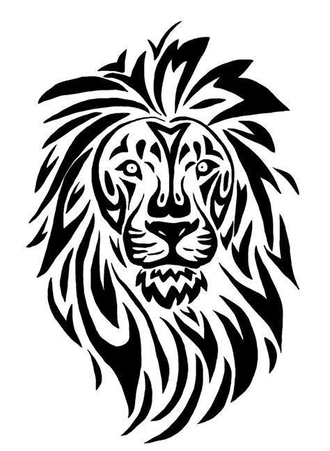 google tattoos abstract drawing search idea t lions