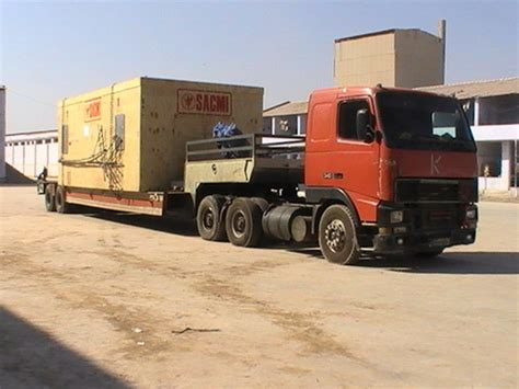 semi low bed trailer in ahmedabad gujarat india shri