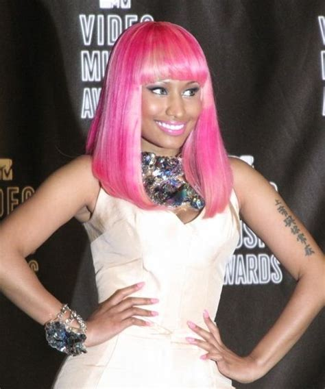 nicki minaj tattoo nicki minajs info