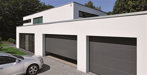 Sectional Overhead Garage Door New Steel Sectional Garage Door Boosts Anglian Home Improvements Range