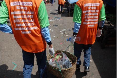 satu harapan hari peduli sampah nasional