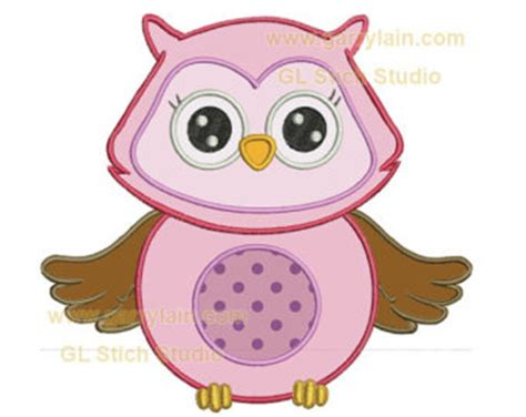 printable owl applique pattern 7 best images of cute owl applique printable owl