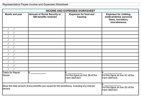 Printable Income And Expense Worksheet by Best Photos Of Expense Worksheet Template Printable