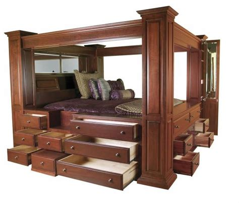 woncerful wood canopy bed frame queen buylivebetter king fascinating wonderful wood canopy bed frame king photo