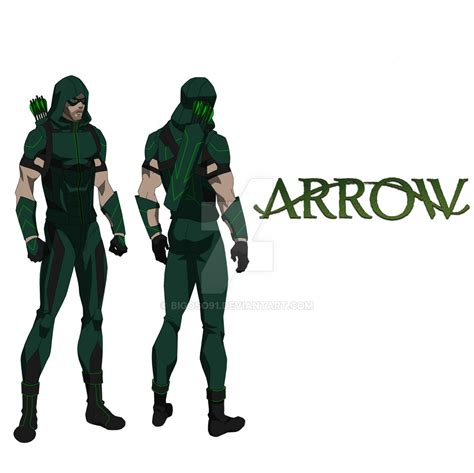 Green Arrow 9 green arrow by bigoso91 on deviantart