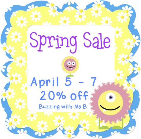 Buzzing With Ms B Sales - buzzing with ms b april currently
