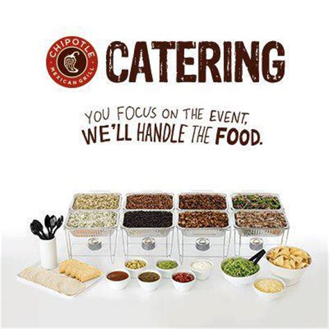 Chipotle Giveaway - chipotle catering for 20 giveaway