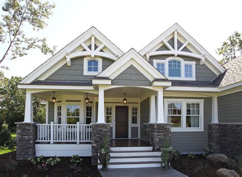 craftsman style home plans craftsman style house plan 3 beds 2 baths 2320 sq ft plan 132 200