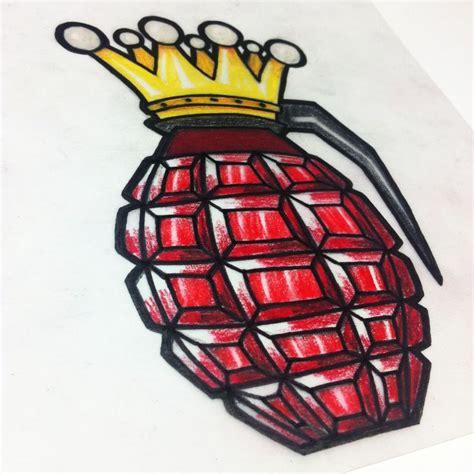 new school grenade tattoo 1000 ideas about grenade tattoo on pinterest tattoos