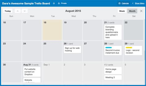 how do i set up a trello card template how to use trello for project management with your clients