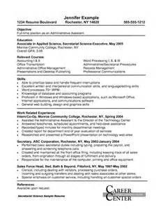 Administrative Assistant Objective Resume Sle by Kitchen Assistant Resume Sales Assistant Lewesmr