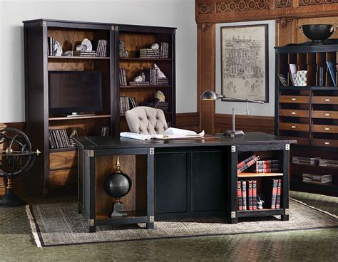 arhaus telegraph executive desk 17 best images about spaces that work on pinterest shops