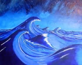 waves one of my favorite paintings lysander romero