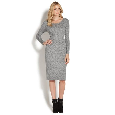 Slit Side Sweater Dress side slit sweater dress shoedazzle
