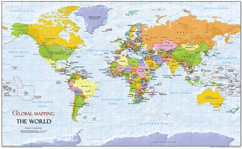 Free Printable World Map A3 Size | world map a3 timekeeperwatches