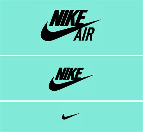 Nike Air Logo responsive logos change is in the air the