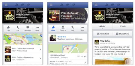 Facebook App Layout Change | facebook changes layout of mobile app practical ecommerce