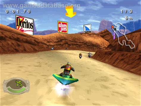 Jet Moto1 for thos of us that grew up with ps1 instead of n64 this was our mario kart gaming