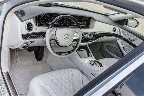 2015 mercedes s550 in hybrid interior photo 8