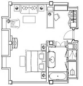 floor plans with in suite luxury junior suite room the langham