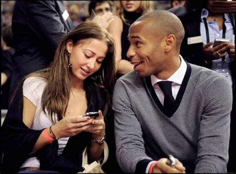 Le Mariage A Wedding After Story Merry Maeta Sari Diskon thierry henry appears to be marriage even eight years after his divorce from his