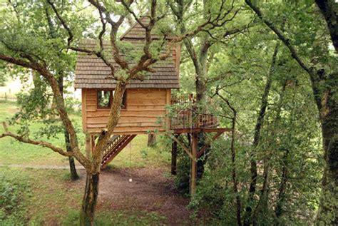 Cabane Arbre Enfant by Construire Une Cabane En Bois Dans Les Arbres De