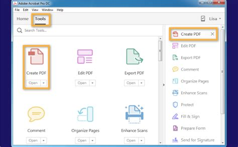 tutorial web creator pro 6 pdf create a pdf file from word excel or a website in adobe
