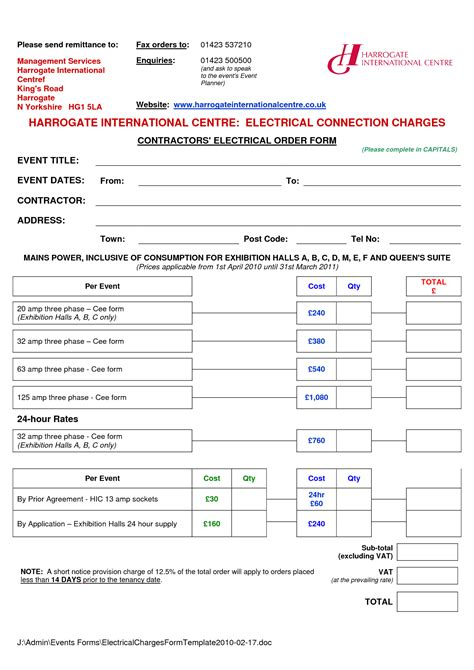 electrical invoice template excel invoice template 2017