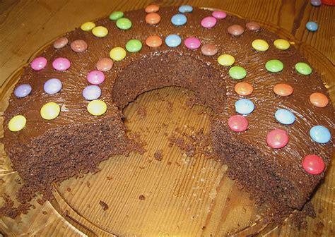 schokoladen nuss kuchen schokoladen nuss kuchen birgit66 chefkoch de