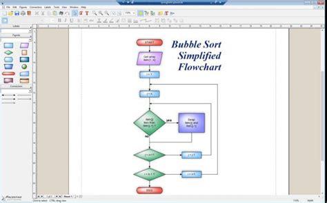 Vorlage Word Flussdiagramm Flussdiagramme Freeware De