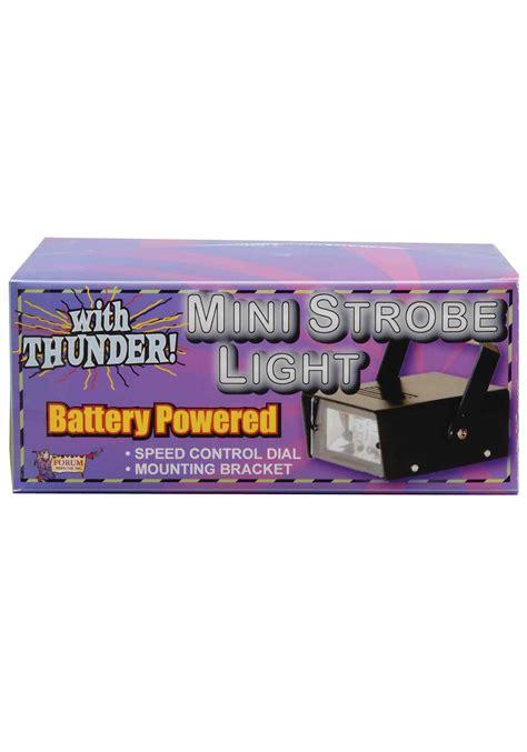 mini led strobe light mini led strobe light with thunder
