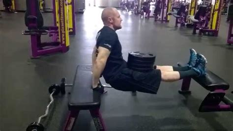 bench press push up superset bench dips with weight super set with dual pulley rope