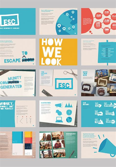 hand book layout design best 25 presentation design ideas on pinterest keynote