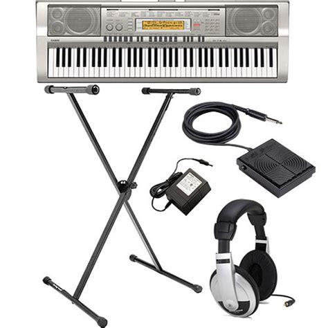 portable keyboards bh photo video manual guide casio wk 200 76 key portable keyboard value bundle b h photo