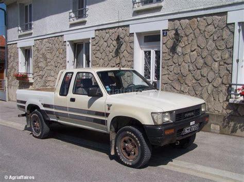toyota hilux occasion au maroc voiture au maroc vente