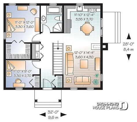 walk in closet floor plans house plan w3120 detail from drummondhouseplans