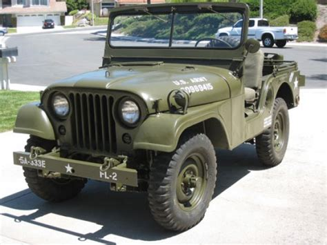 kaiser willys jeep kaiser willys jeep of the week 126