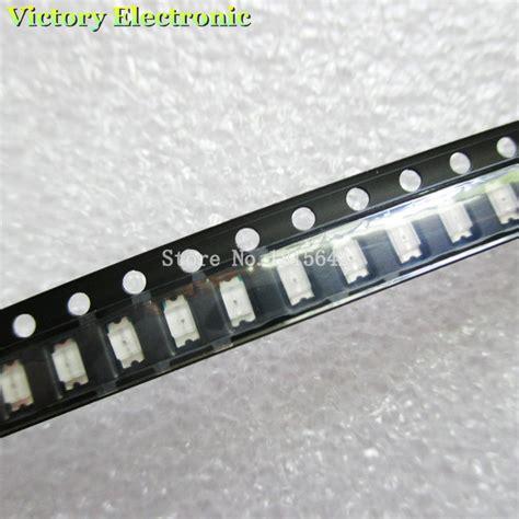 diode led orange 100pcs lot 1206 orange smd led diode light 3216 diodes smd bright 1206 led 3 2 1 6mm