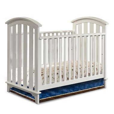 Westwood Design Tribeca Cottage Crib In White Free Shipping Tribeca Convertible Crib