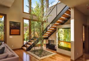 homes with modern interiors ways of decorating your interior with green plants home