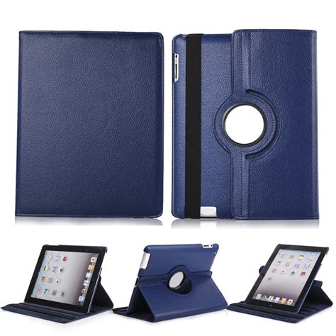 Wallet Kingcase 5 Air 1 Ipad5 T3010 6 360 176 rotating smart leather cover for apple 5 6 air 2 3 4 mini folio ebay