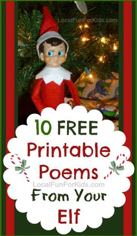 Printable Elf Stuff | 65 best elf on the library shelf images on pinterest
