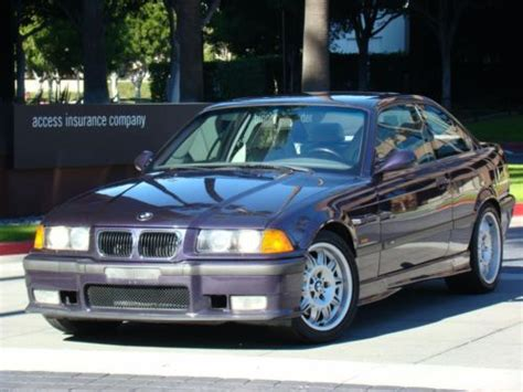 car owners manuals for sale 1999 bmw 3 series interior lighting sell used 1999 bmw m3 coupe 5 speed manual rare techno violet clean 1 owner 99 m3 in orange