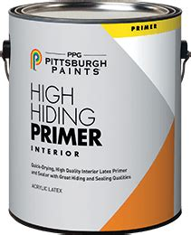 ppg pittsburgh paints quality primers for paint