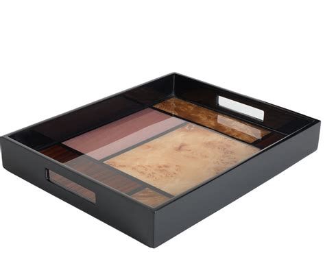 Modern Tray Modern Trays Modern Coffee Table Trays Wood Trays For Coffee Tables