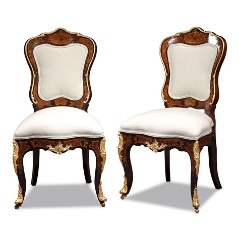 style side chairs antique seating louis xv style antiques louis xv style