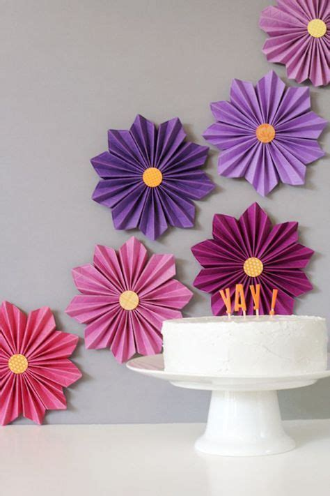 Things To Make Out Of Crepe Paper - 117 best decorations images on