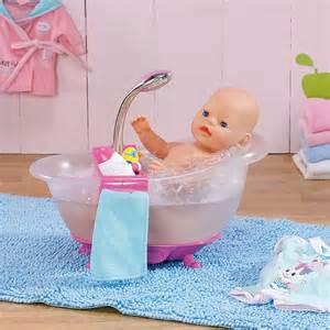 Baby Born Bath With Shower Baby Born Interactive Bathtub With Duck Grattan